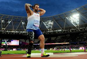 Aled Davies - Paralympic Athlete of the Month May 2014