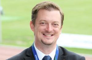 Andrew Parsons, President of the Brazilian Paralympic Committee