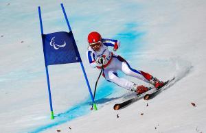 Marie Bochet- Paralympic Athlete
