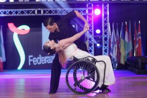 IPC Wheelchair Dance Sport Rome sports pic