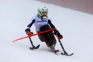 Anna Schaffelhuber - Paralympic Athlete of the Month November 2010