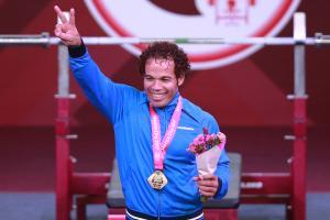 Sherif Osman- Paralympic Athlete