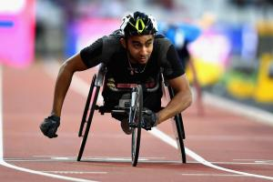 Walid Ktila - Paralympic Athlete of the Month July 2013