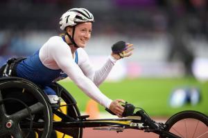 Tatyana McFadden- Paralympic Athlete