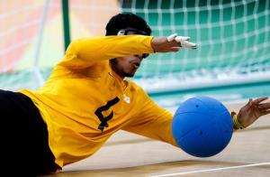 Leomon Moreno- Paralympic Athlete