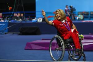 Nazmiye Muratli- Paralympic Athlete