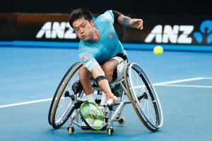 Shingo Kunieda- Paralympic Athlete
