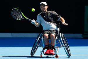 David Wagner - Paralympic Athlete of the Month November 2017