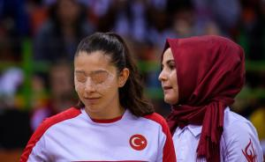 Sevda Altunoluk - Paralympic Athlete of the Month June 2018