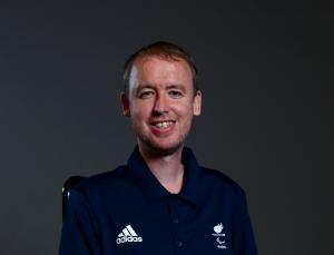 Stephen McGuire - Paralympic Athlete of the Month April 2016