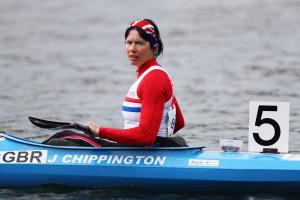 Jeanette Chippington- Paralympic Athlete