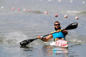 Serhii Yemelianov- Paralympic Athlete
