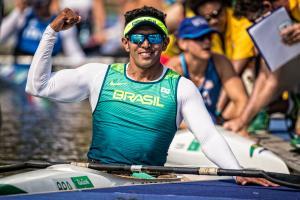 Luis Carlos Cardoso- Paralympic Athlete