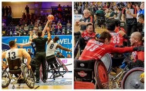 World Championships headlined the month in Para sports