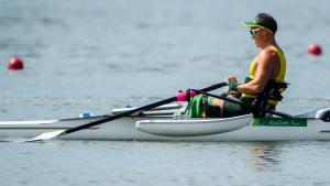 Erik Horrie- Paralympic Athlete