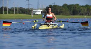 Sylvia Pille-Steppat- Paralympic Athlete