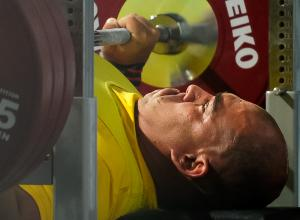 Jhon Castaneda - Colombia - powerlifting - Paralympic Athlete of the Month December 2018