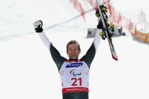 Adam Hall- Paralympic Athlete