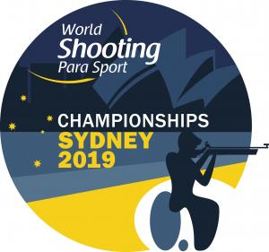 the official logo of the Sydney 2019 World Shooting Para Sport Championships