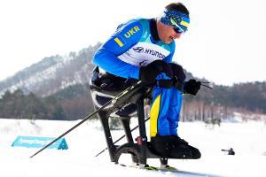 Maksym Yarovyi- Paralympic Athlete