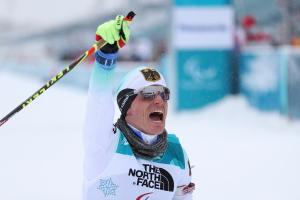 Martin Fleig- Paralympic Athlete