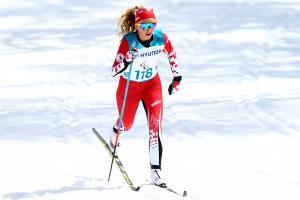 Natalie Wilkie - Paralympic Athlete