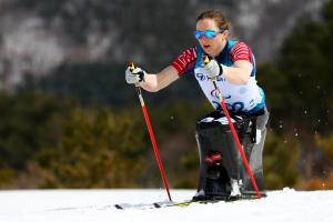 Kendall Gretsch- Paralympic Athlete