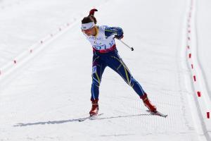 Oleksandra Kononova- Paralympic Athlete