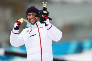 Benjamin Daviet- Paralympic Athlete