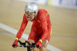 Zhangyu Li- Paralympic Athlete