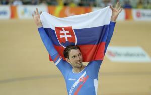 Jozef Metelka- Paralympic Athlete