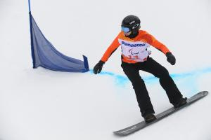 Lisa Bunschoten - Paralympic Athlete of the Month March 2019