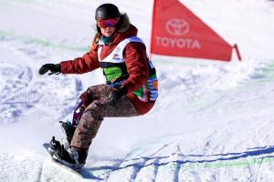 Brenna Huckaby- Paralympic Athlete