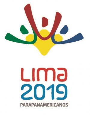the official logo of the Lima 2019 Parapan American Games
