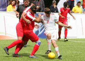 Antonio Gaitan- Paralympic Athlete