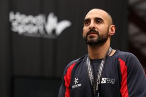Ali Jawad - Paralympic Athlete of the Month April 2014