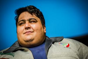 Siamand Rahman - Paralympic Athlete of the Month October 2014