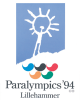 'Lillehammer 1994' logo