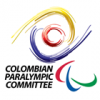 Colombia Paralympic Committee logo