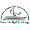 Democratic Republic of the Congo Paralympic Committee logo