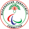 Madagascar Paralympic Committee logo