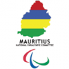Logo Mauritius National Paralympic Committee