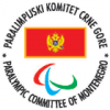 Montenegro Paralympic Committee logo