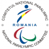 Romania Paralympic Committee logo