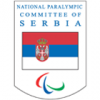 Serbia Paralympic Committee logo