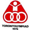'Toronto 1976' logo