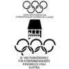 'Innsbruck 1984' logo