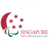 Logo Singapore National Paralympic Council