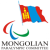 Mongolia Paralympic Committee logo