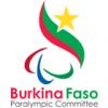 Burkina Faso  Paralympic Committee logo